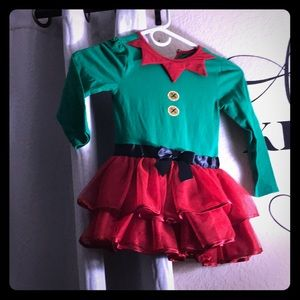 Santa helper dress